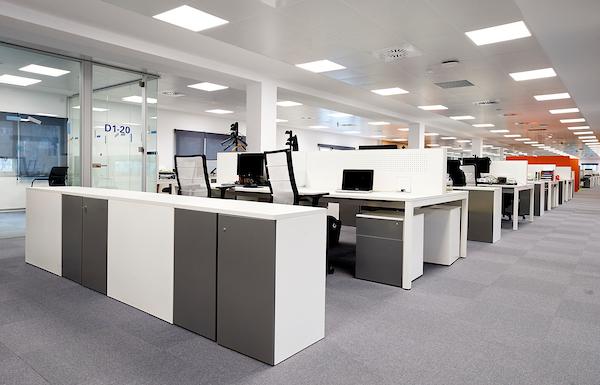 De Mobiliario Oficina Nueva Atri Sede Endesa PnwO80k
