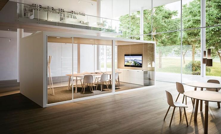 Mobiliario Sala de Reuniones