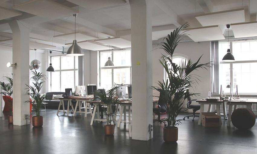 Oficinas inspiradoras